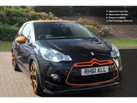 Used Citroen DS3 Thp 16V Racing Black 3Dr Hatchback
