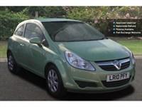 Used Vauxhall Corsa I 16V [100] Exclusiv 3Dr Auto [ac] Hatchback