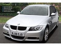 Used BMW 320i 3-series Edition M Sport 4Dr Saloon