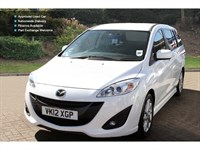Used Mazda Mazda5 D Sport Nav 5Dr Estate