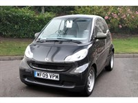 Used Smart Car Fortwo Coupe Pure Mhd 2Dr Auto Coupe