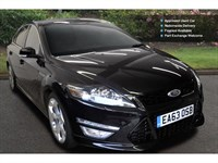 Used Ford Mondeo Ecoboost Titanium X Sport 5Dr Powershift Hatchback