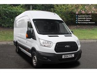 Used Ford Transit Tdci 125Ps Heavy Duty Chassis Cab