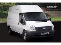 Used Ford Transit High Roof Van Tdci 100Ps Euro 5
