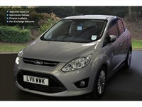 Used Ford C-Max Tdci Titanium 5Dr Powershift Estate