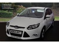 Used Ford Focus 125 Zetec 5Dr Powershift Hatchback