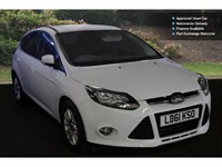 Used Ford Focus 125 Titanium 5Dr Powershift Hatchback