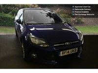 Used Ford Focus 125 Titanium Navigator 5Dr Powershift Hatchback