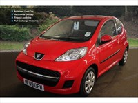 Used Peugeot 107 Urban 3Dr Hatchback