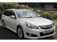 Used Subaru Legacy I Se Navplus 5Dr Lineartronic Estate