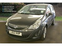 Used Vauxhall Corsa Se 5Dr Auto Hatchback