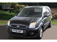 Used Ford Fusion Zetec 5Dr Auto [climate] Estate