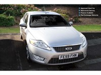 Used Ford Mondeo Titanium 5Dr Hatchback