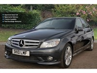 Used Mercedes C220 C CLASS Cdi Blueefficiency Sport 4Dr Auto Saloon