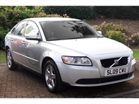 Used Volvo S40 S 4Dr Saloon