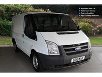 Used Ford Transit Low Roof Van Trend Tdci 85Ps