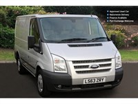 Used Ford Transit Low Roof Van Trend Tdci 100Ps