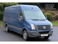 Used VW Crafter Tdi Bluemotion Tech 109Ps High Roof Van