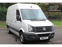 Used VW Crafter Tdi 136Ps High Roof Van