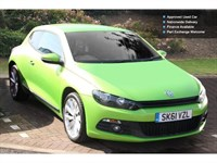 Used VW Scirocco Tdi Bluemotion Tech Gt 3Dr Coupe