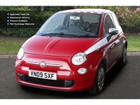 Used Fiat 500 Pop 3Dr Hatchback