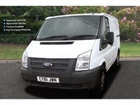 Used Ford Transit Low Roof Van Econetic Tdci 100Ps