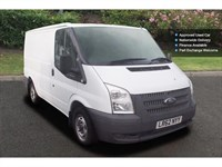 Used Ford Transit Low Roof Van Tdci 100Ps