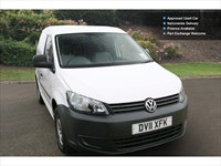 Used VW Caddy Tdi 102Ps + Van