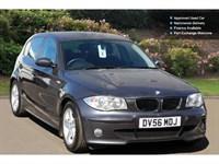 Used BMW 116i 1 SERIES Sport 5Dr [6] Hatchback