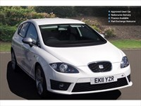 Used SEAT Leon Tdi Cr Fr 5Dr Hatchback