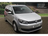 Used VW Touran Tdi 105 Se 5Dr Estate