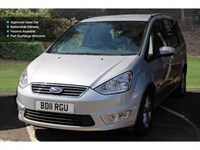 Used Ford Galaxy Tdci 140 Zetec 5Dr Powershift Estate