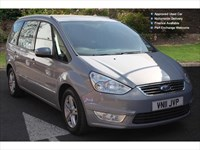 Used Ford Galaxy Tdci 140 Zetec 5Dr Estate