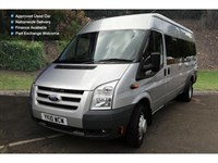 Used Ford Transit High Roof 17 Seater Tdci 115Ps
