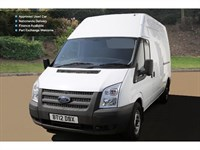 Used Ford Transit High Roof Van Tdci 125Ps
