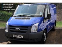 Used Ford Transit Low Roof Van Tdci 85Ps