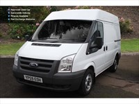 Used Ford Transit Medium Roof Van Tdci 85Ps