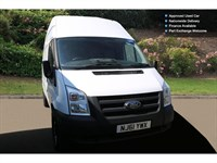 Used Ford Transit High Roof Van Tdci 100Ps [6]