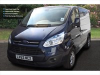 Used Ford Transit Low Roof Van Limited Tdci 125Ps