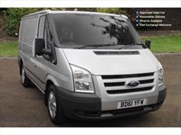 Used Ford Transit Low Roof Van Limited Tdci 140Ps