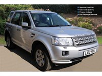 Used Land Rover Freelander Sd4 Gs 5Dr Auto Station Wagon