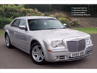 Used Chrysler 300C V6 Crd 4Dr Auto Saloon