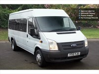 Used Ford Transit High Roof 17 Seater Tdci 135Ps
