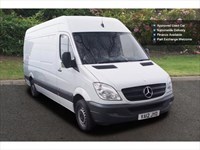 Used Mercedes Sprinter 3.5T High Roof Van