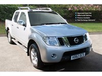 Used Nissan Navara D/Cab Pick Up Tekna [connect] Dci 190 4Wd
