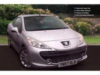 Used Peugeot 207 16V Gt Thp 2Dr Cabriolet