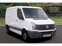Used VW Crafter Tdi 109Ps Van