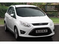 Used Ford C-Max Tdci Titanium 5Dr Estate