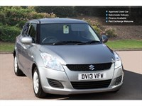Used Suzuki Swift Sz2 5Dr Hatchback