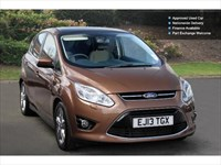 Used Ford C-Max Tdci Titanium X 5Dr Estate
